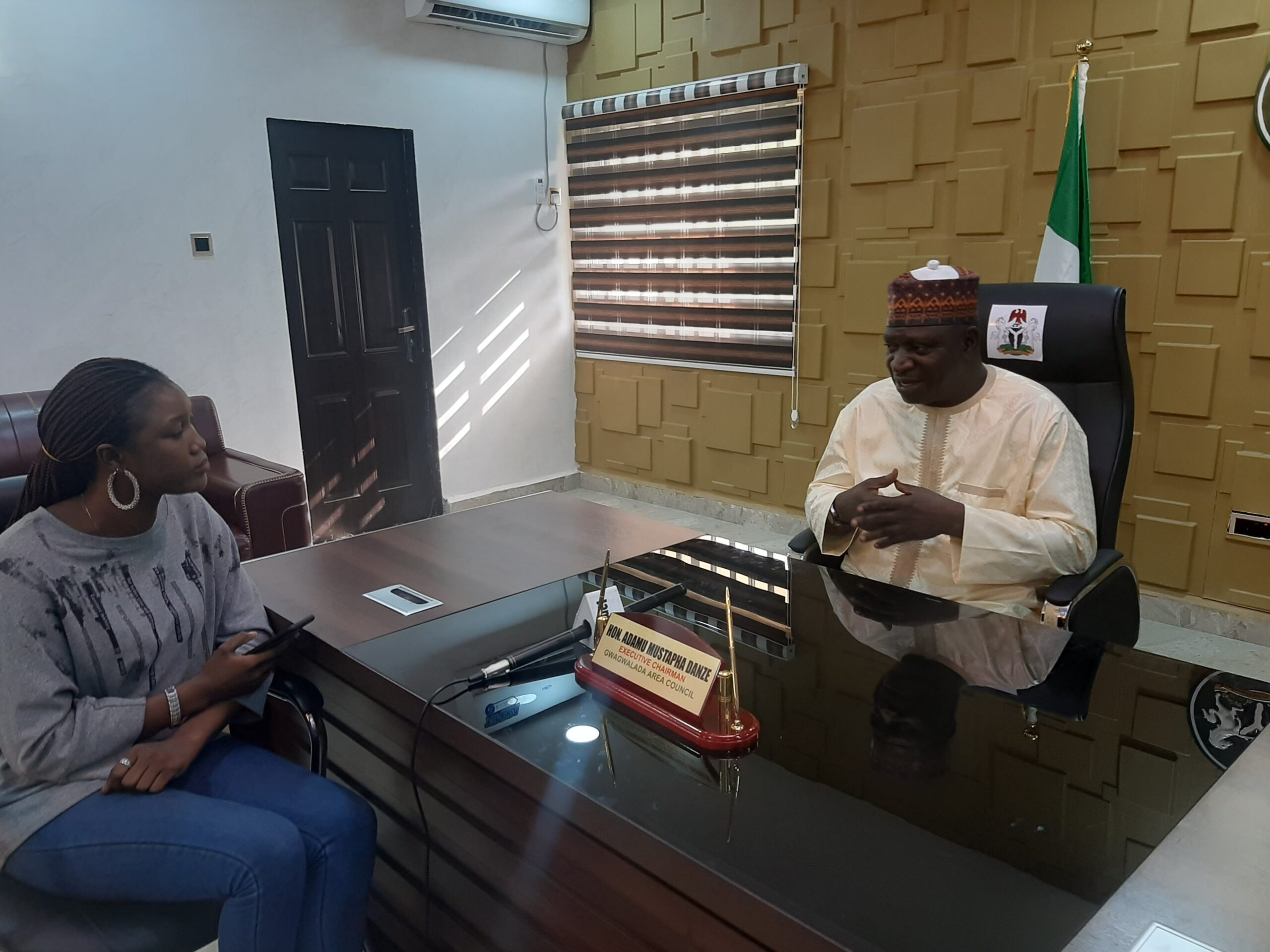 """Video: """"I almost gave up, I wanted to resign"""" – Hon. Adamu Mustapha Danze (Executive Chairman Gwagwalada Area Council)"""