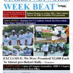 Week Beat : Headlines of major stories