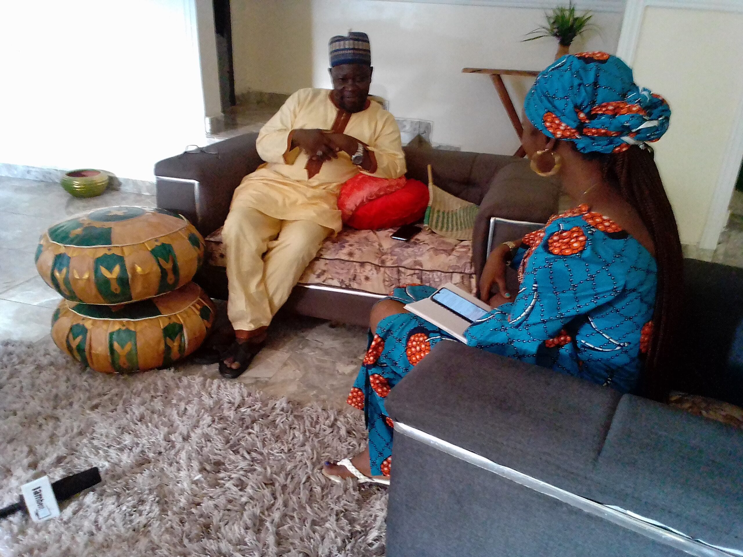 #Video: People shouldn't see leadership as a means of changing their financial status – Engr. Garba Ibrahim Dodo, Cigarin Zazzau Suleja