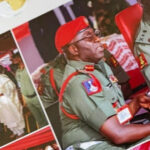 Unknown gun men attack and kill Major General Hassan Ahmed, former Provost Marshal of the Nigerian Army.
