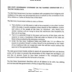 Edo state Government strongly condemn the planned coronation of one Idriss Addano as the 'Sultan of Shuwa Arab of Edo State'.