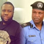 Suspended Abba Kyari appears before police panel investigating his indictment in Hushpuppi fraud scandal
