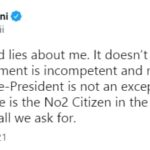 """""""This government is incompetent and reprehensible and the vice-president is not an exception"""" says Instagram Comedian, Mr Macaroni"""