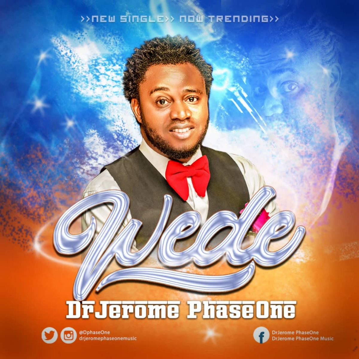 """Music: Download """"Wede"""" – DrJerome PhaseOne"""