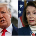 """""""If he wants to run again, he'll be the first president who was impeached twice and defeated twice."""" – US House Speaker, Nancy Pelosi mocks Trump"""