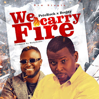Music: Watch & Download Lyrics Video/Audio of We Carry Fire Pastor Petrock × Beejay