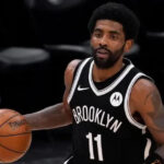 Kyrie Irving NBA star says refusal to get vaccinated is about 'what's best for me' as he's banned from playing